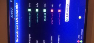 ZGEMMA H2S Network Test | Techkings