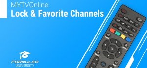 MYTVOnline Lock and Favorite Channels - YouTube