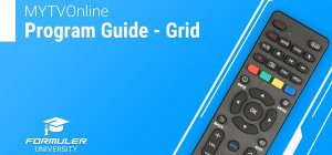 MYTVOnline Program Guide - Grid - YouTube