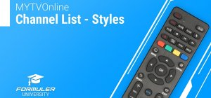 MYTVOnline Channel List - Styles - YouTube