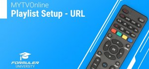 MYTVOnline Playlist Setup - URL - YouTube